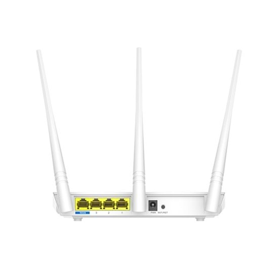 TENDA F3 4 PORT 300MBPS WIFI-N 3 ANTEN ROUTER